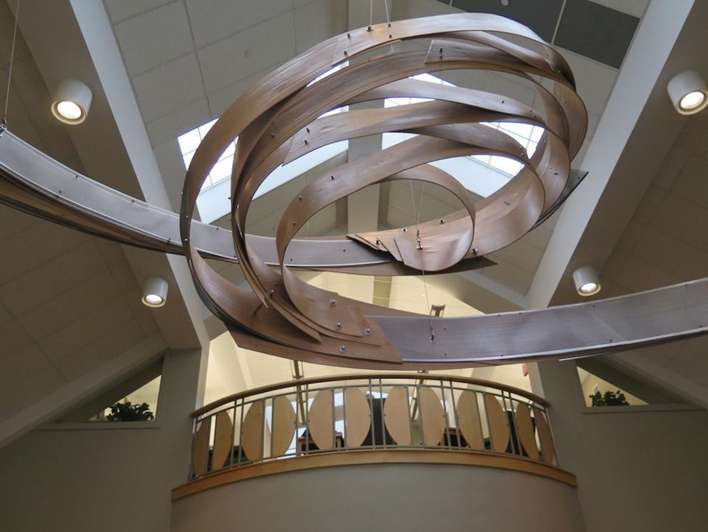 Barbara Cooper - Circuit, Hinsdale Public Library, Illinois