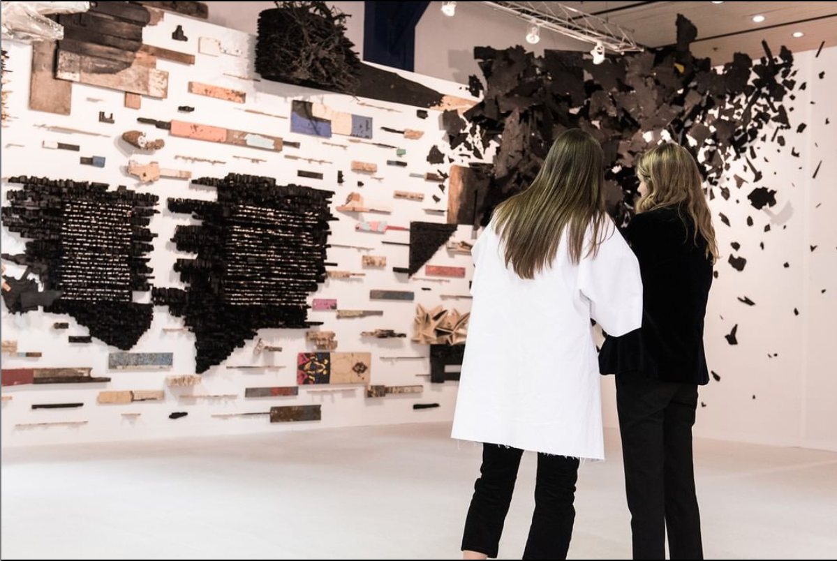 Credit_ The Armory Show_Instagram_Image Courtesy of Teddy Wolff