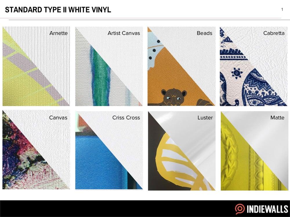 IW Std Type II Vinyl Specs