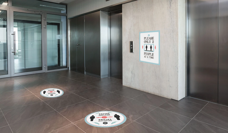 Image 2- Elevator