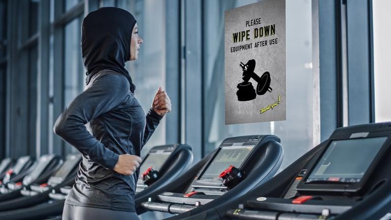 Image 3 - Gym