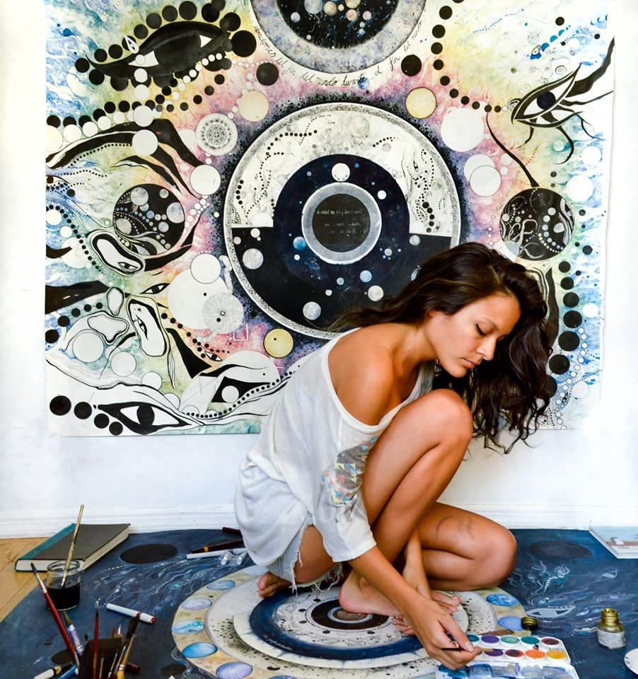 Carolina Arevalo P