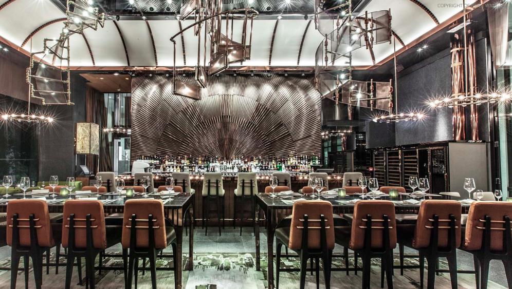 AMMO Restaurant. Images Courtesy of Joyce Wang.