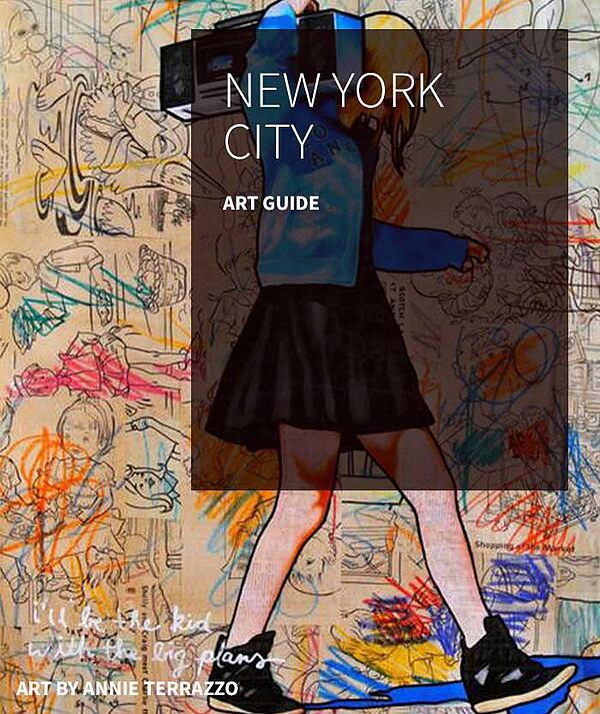New-York-City-Art-Guide