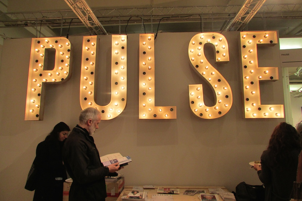 Pulse art fair