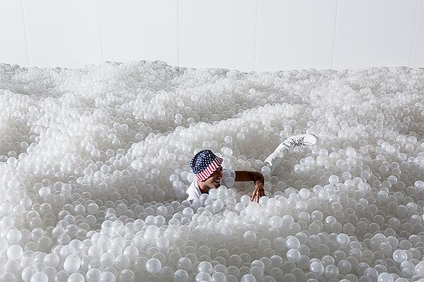 BEACH by Snarkitecture (2015)