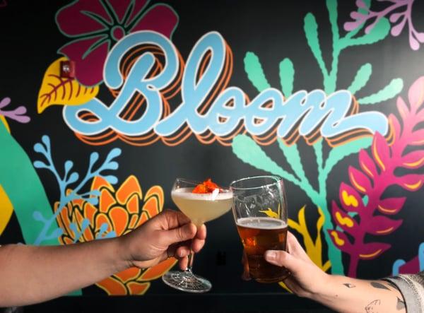 Instagram Bloom Cheers Post May 8