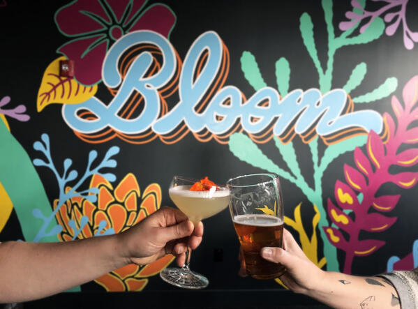 Instagram Bloom Cheers Post May 8