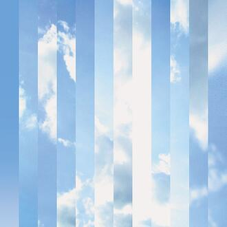 Thomas Heinz - 4 hours- Blue sky with clouds (Air)