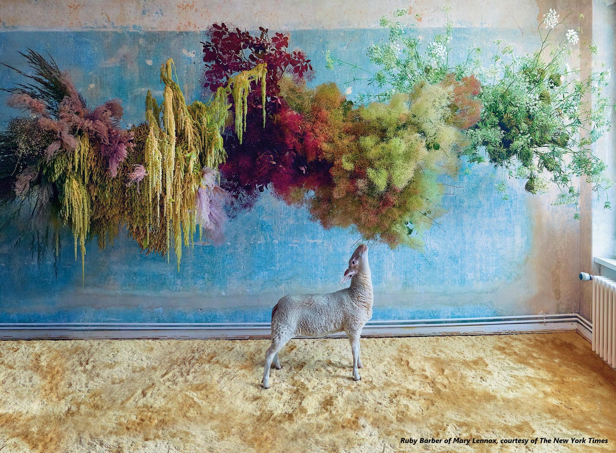 Mary Lennox Art x Indiewalls
