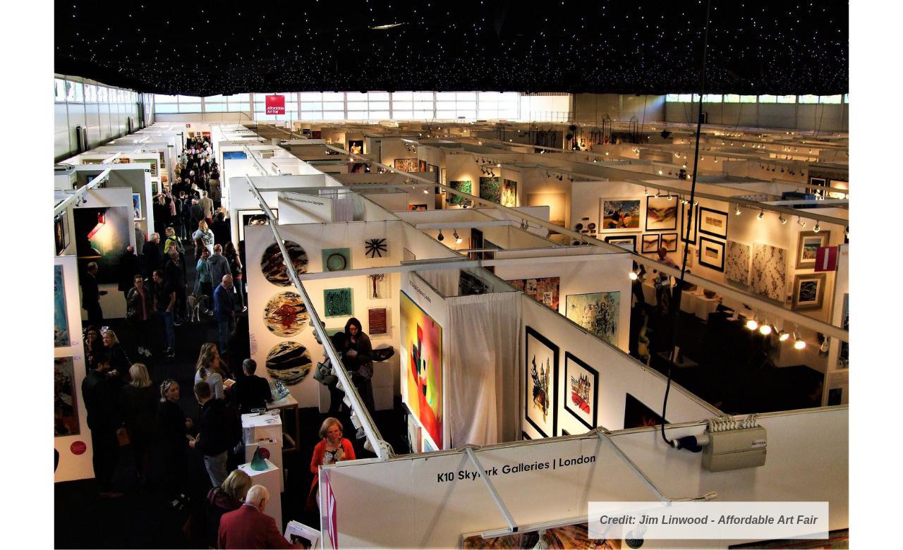 credit_ Jim Linwood_Affordable Art Fair